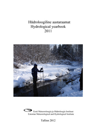 Hüdroloogiline aastaraamat = Hydrological yearbook ; 2011