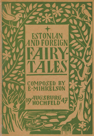 Estonian and foreign fairy tales
