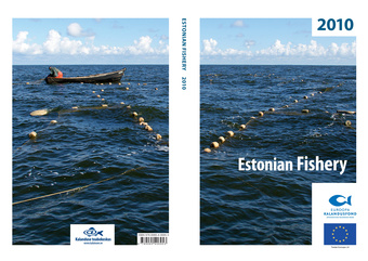 Estonian fishery ; 2010