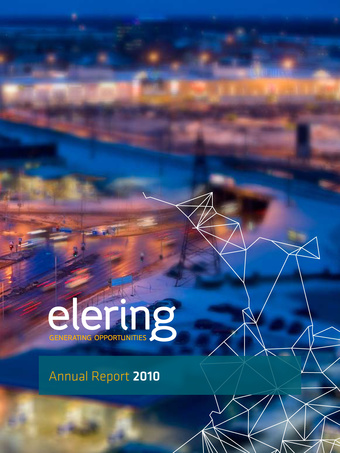 Elering. Annual report ; 2010