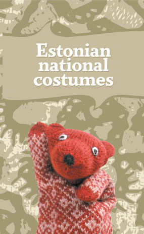 Estonian national costumes