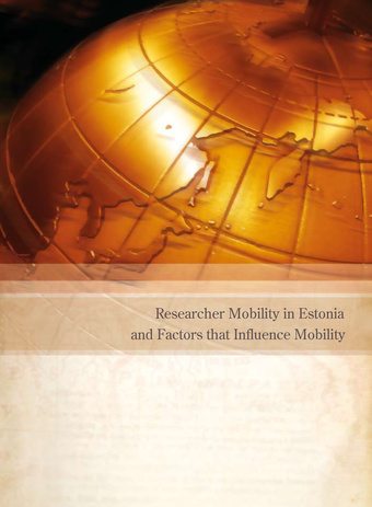 Researcher mobility in Estonia and factors that infuence mobility