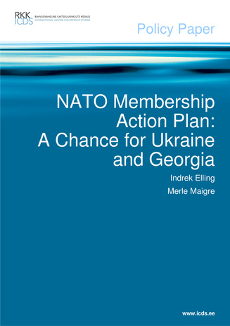 NATO membership action plan: a chance for Ukraine and Georgia
