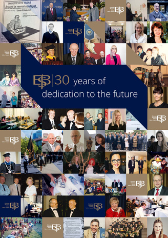 EBS : 30 years of dedication to the future