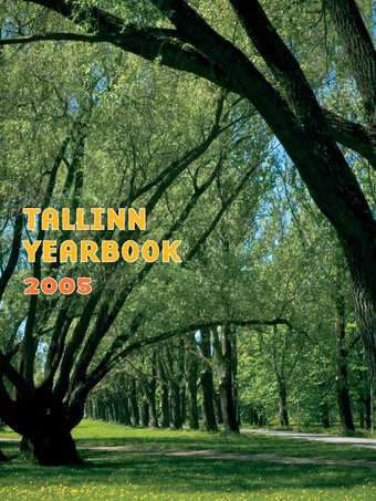Tallinn yearbook ; 2005