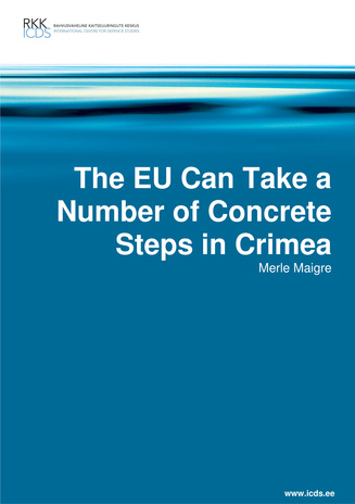 The EU can take a number of concrete steps in Crimea