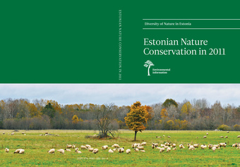 Estonian Nature Conservation in 2011