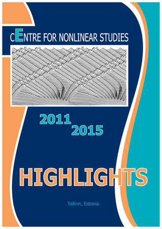Centre for Nonlinear Studies 2011-2015 highlights
