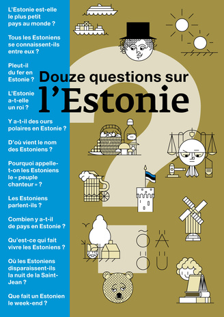 Douze questions sur l'Estonie