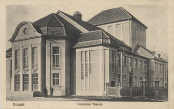 Dorpat : Deutsches Theater