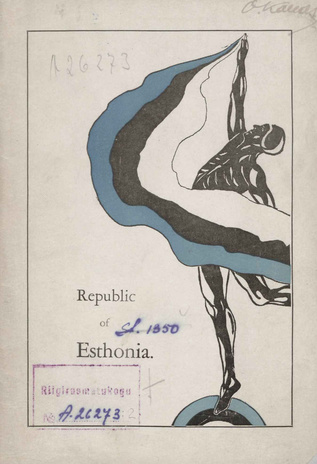 Republic of Esthonia : [facts about Esthonia]