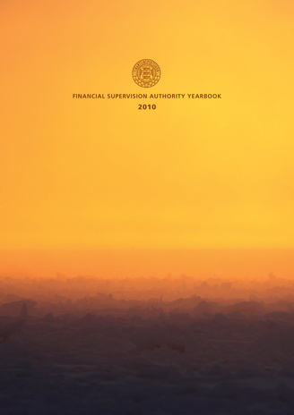 Financial Supervision Authority yearbook ; 2010