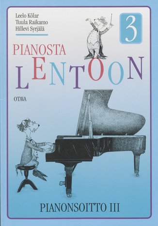 Pianosta lentoon. 3