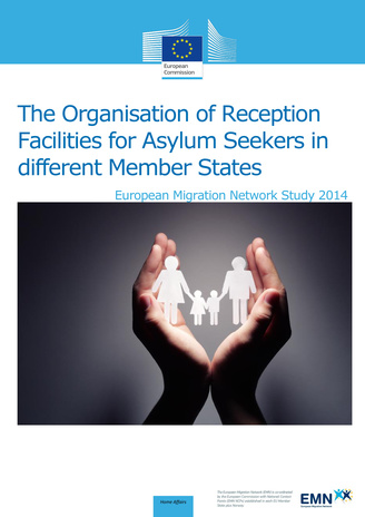 The organisation of reception facilities for asylum seekers in different member states