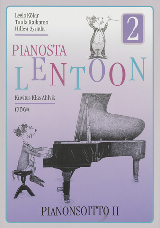 Pianosta lentoon. 2