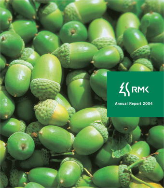 RMK annual report 2004