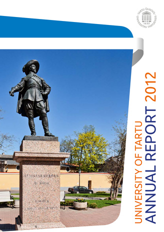 University of Tartu. Annual report ; 2012