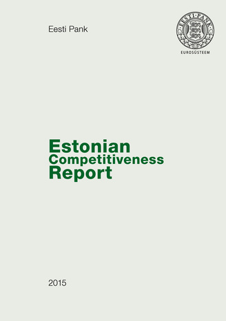 Estonian competitiveness report ; 2015