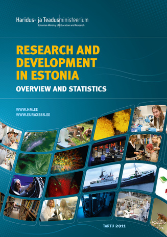 Research and development in Estonia : overview and statistics