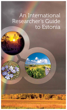 An international researcher's guide to Estonia