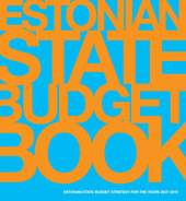 Estonian state budget book: Estonian state budget strategy for the years 2007-2010