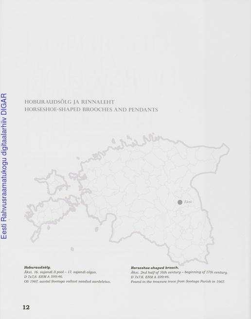 9fc690195bf Eesti rahvapärased hõbeehted = Estonian national silver jewellery | Digar  viewer